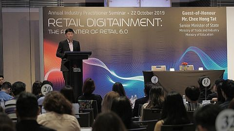 Program baru sokong firma tingkat kemahiran digital hiburan runcit