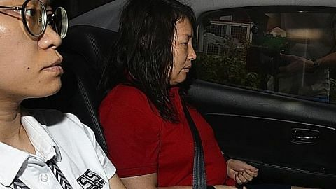 Suspek 2 kes bunuh dihadap ke mahkamah