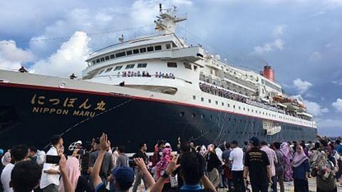 Sertai Kapal Belia, belajar budaya lain