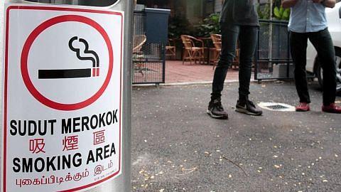 Larangan merokok di tempat makan awam terbuka M'sia mulai 1 Jan 2020