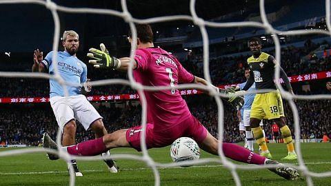 Manchester City mara ke suku akhir PIALA LIGA