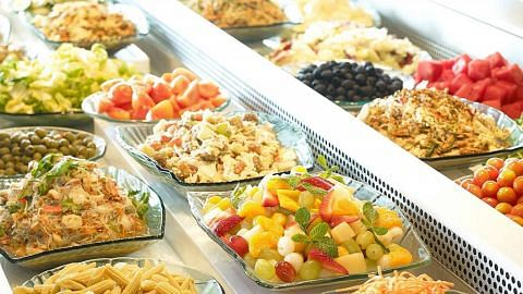 Jewel saji pilihan luas makanan halal
