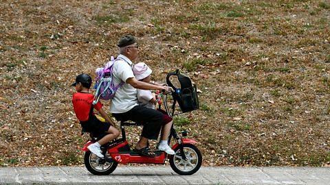 Pengguna e-skuter perlu tukar dari tempat pejalan kaki ke laluan khusus basikal