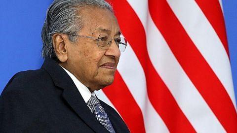 Mahathir tidak akan letak jawatan sehingga masalah negara selesai