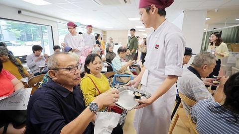 22 peserta peraduan ITE, NKF cipta sajian khas buat pesakit ginjal