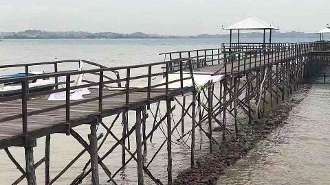 Jambatan Batam roboh: Semua kakitangan Mendaki pulang ke S'pura