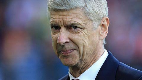 Bekas pengurus Arsenal, Arsene Wenger sertai Fifa