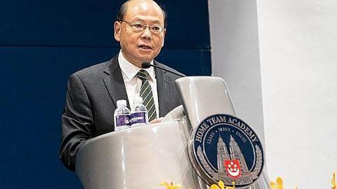 Singapura, China kongsi pendekatan tegas terhadap dadah
