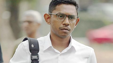 13 bulan penjara bagi pegawai waran SCDF dalam kes kematian Koperal Kok