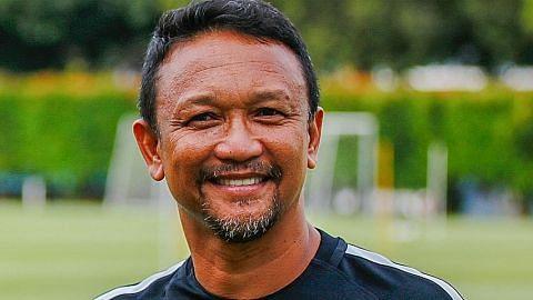 FAS lanjutkan kontrak Fandi
