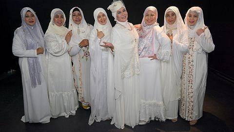 Getaran kerohanian 'Al Jawaher', Dewi Yull