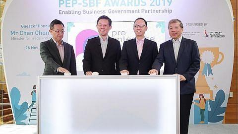 PEP 2.0 perkukuh hubungan pemerintah, perniagaan: Chun Sing