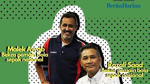 Malek dan Razali kongsi tentang nasib bola sepak S'pura