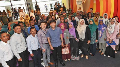 Asatizah timbul keprihatinan persiap bagi ekonomi masa depan Sokongan bagi SME milik Melayu