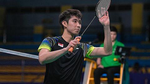 S'pura pertahan emas billiard; silap jejas harapan badminton menang emas