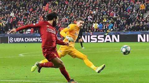 Liverpool, Chelsea layak ke peringkat kalah mati