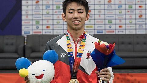 Kenali lebih dekat juara tenis meja SG