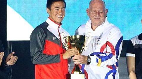 Perenang Quah Zheng Wen atlit lelaki paling bernilai