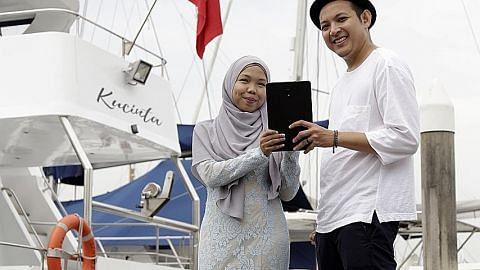 Peluang nikmati pelayaran bot peranginan apabila langgan Tablet BH