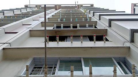 Kurang penyenggaraan punca tingkap jatuh: BCA