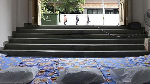 Masjid Sultan mula buka pintu kepada gelandangan tahun depan