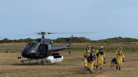 Angka korban letupan gunung berapi NZ naik kepada 18