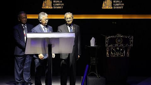 Mahathir pertahan langkah anjur sidang pemimpin Islam di KL