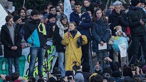 Dunia perlu 'dengar' kata-kata Greta Thunberg...