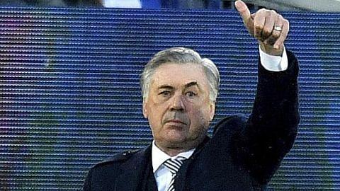 Ancelotti buka tirai kerjaya dengan kemenangan