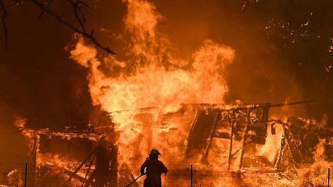 Kebakaran di Australia: Morrison umum pampasan bagi bomba sukarela
