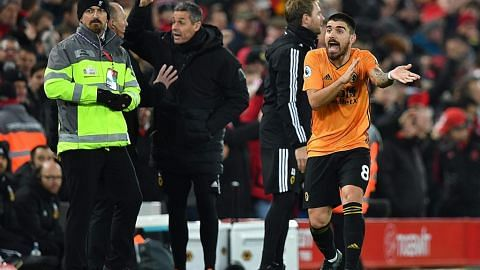 Wolves mengamuk dek kontroversi VAR