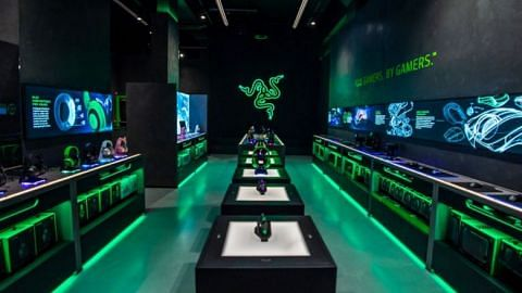 Gaming company Razer applies to be a digital full bank