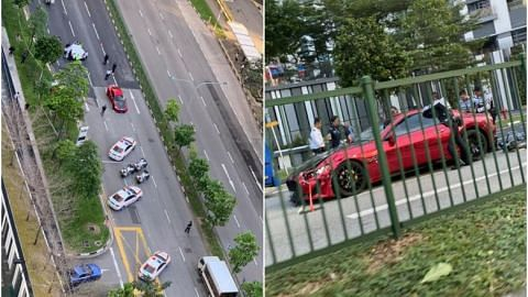Female e-bike rider, 69, dies in accident involving Maserati