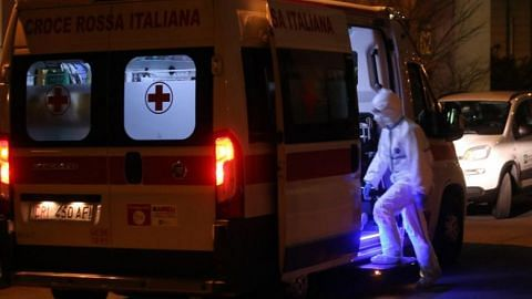 First European dies from coronavirus in Italy