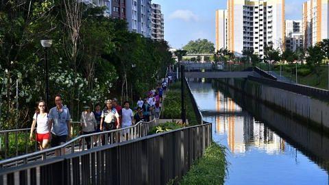 Sembawang canal gets a facelift