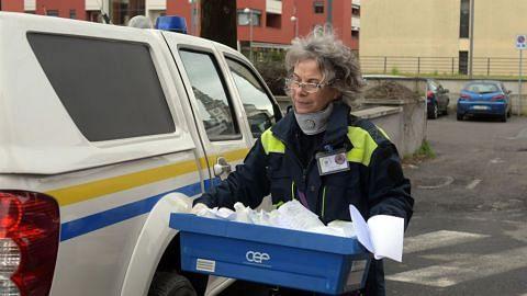 Italy hadapi kekurangan katil hospital, alat bantuan penafasan