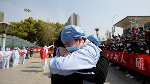 Coronavirus: Wuhan recovery gives rest of world hope, says WHO