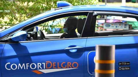 Coronavirus: ComfortDelGro Taxi drivers to get additional $10 rental cut daily, rental waivers for those on 5-day medical leave
