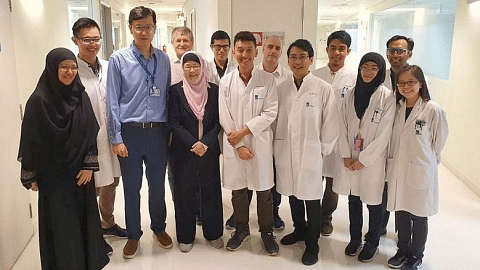 Coronavirus: Singapore scientists on the front lines of fight against Covid-19