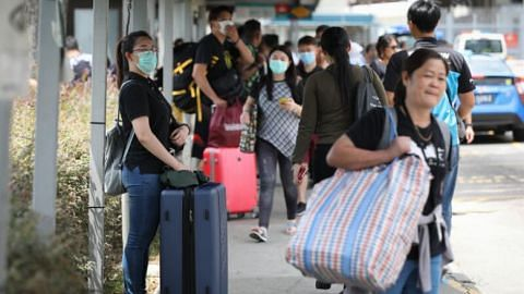 Coronavirus: MOM will not extend temporary housing support to Malaysian workers