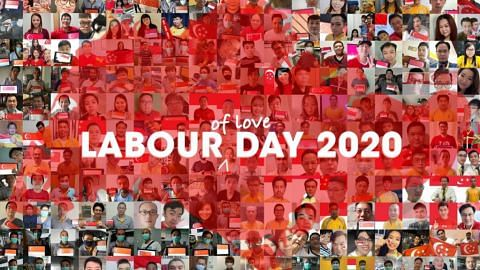 companies show appreciation to staff on May Day