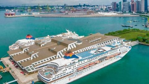 Foreign workers who recover from Covid-19 moved into SuperStar Gemini cruise ship