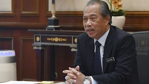Umno, PAS umum beri sokongan pada Muhyiddin