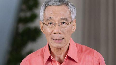 COVID-19: BERMULA FASA KEDUA PESANAN MENTERI PM Lee: Semua perlu main peranan menjaga keselamatan umum