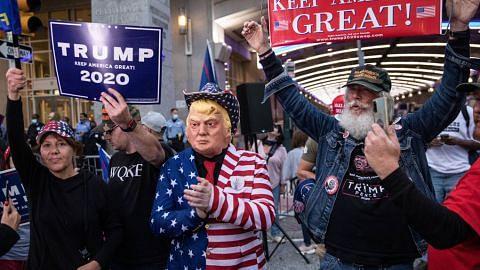 Biden ajak Amerika bersatu, Trump terus dakwa pilihan raya 'dirompak'
