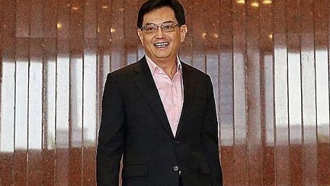 DPM Heng bentang bajet 18 Feb