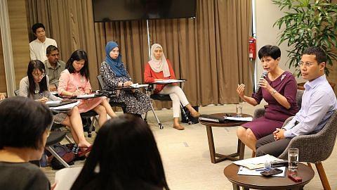 Rakyat sumbang saranan maju negara menerusi Singapura Bersama
