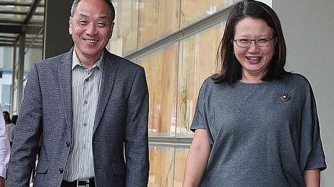 Lawrence Wong arah AHTC had kuasa dua AP WP dalam hal kewangan