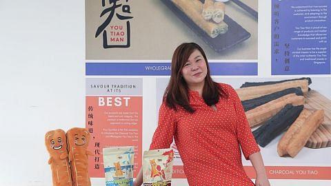 Manfaatkan teknologi, inovasi untuk kembangkan niaga 'you tiao' keluarga