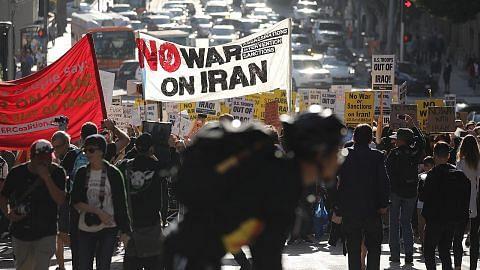52 lokasi di Iran jadi sasaran sekiranya Iran serang AS: Trump